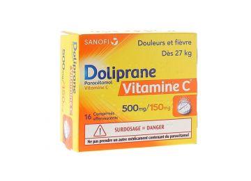 vitamine c vergiftiging