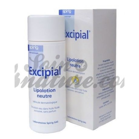 EXCIPIAL LIPOLOTION 400ML NEUTRO