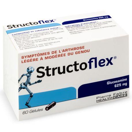 STRUCTOFLEX 625mg BOX 60 Kapseln