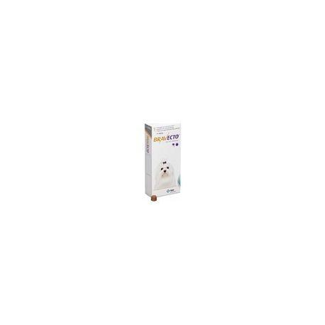 BRAVECTO FLURALANER molt petita puça del gos 112,5 mg comprimits 2-4,5 kg
