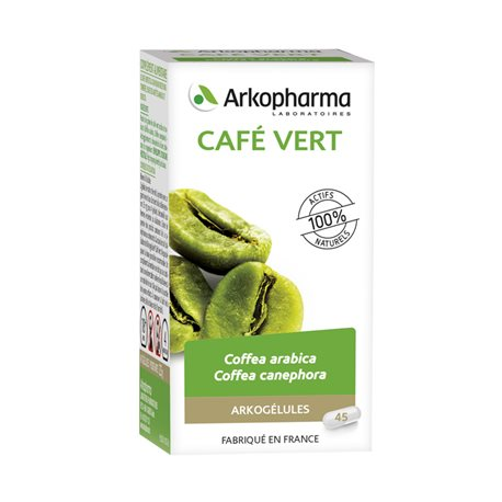 ARKOGELULES caffè verde 45 capsule