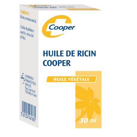 COOPER CASTOR OIL 30ML