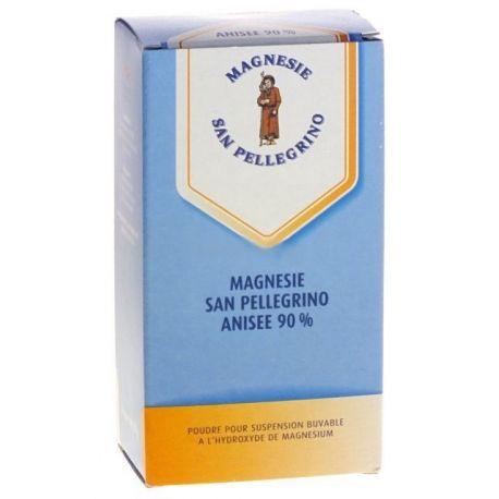 San Pellegrino Magnesia ohne Anis 90% POWDER