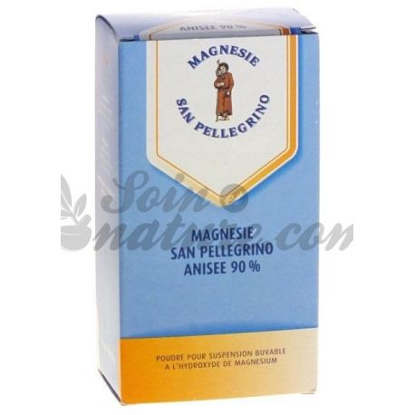 SAN PELLEGRINO Magnesia WITHOUT ANIS 90% POWDER
