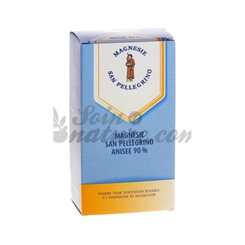 Magnesia San Pellegrino Without Anise Powder 90 Sale In