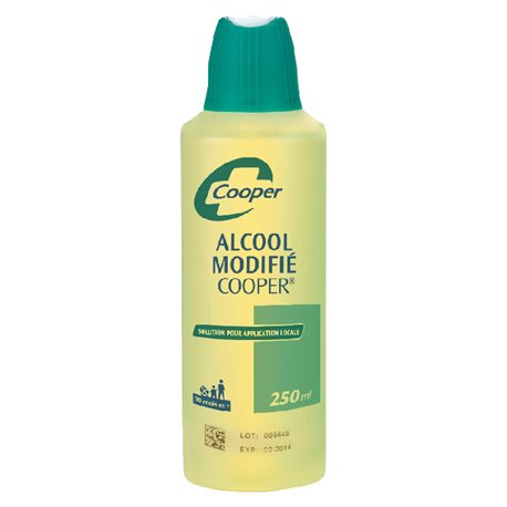 ALCOL MODIFICATO COOPER