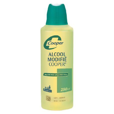 ALCOOL MODIFIE COOPER