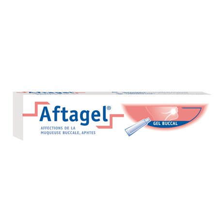 AFTAGEL GEL BUCCAL 15ML