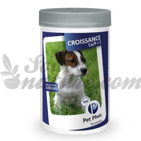 PET-PHOS GLAUBEN DOG CAP2 CPR1