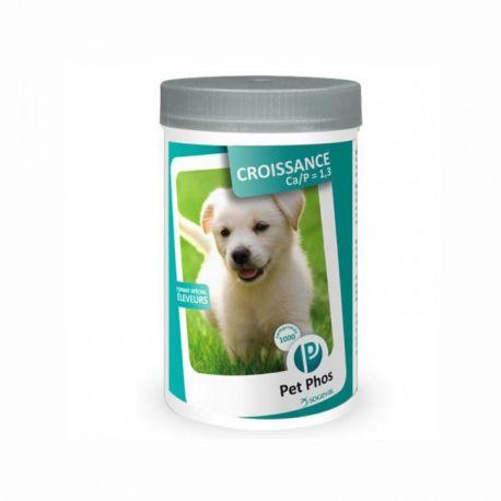 PET-PHOS CROISSANCE CHIEN CAP 1.3 1000 COMPRIMES