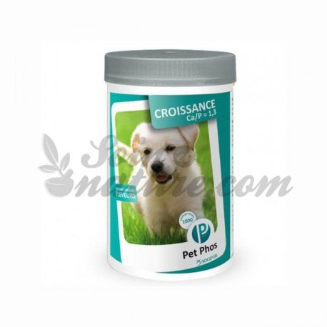 PET-PHOS GLAUBEN DOG CAP1 3CPR