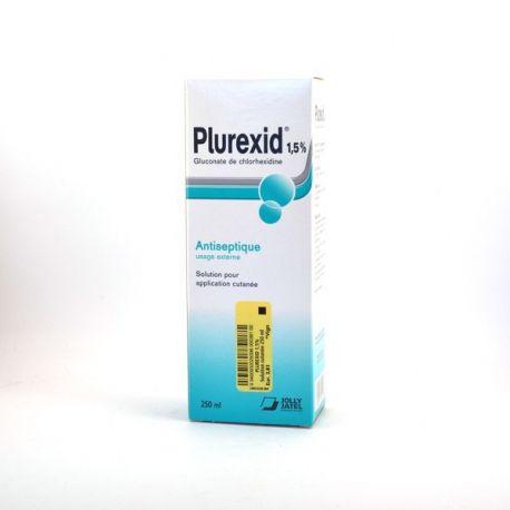 PLUREXID 1,5% 250ML