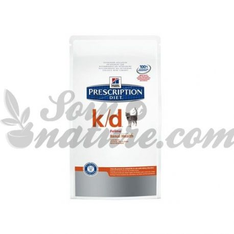 HILL'S SCIENCE PLAN PRESCRIPTION DIET FELINE K/D sac 1,5 kg