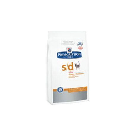 HILL Prescription Diet FELINE Science Plan S / A 1,5 kg Beutel