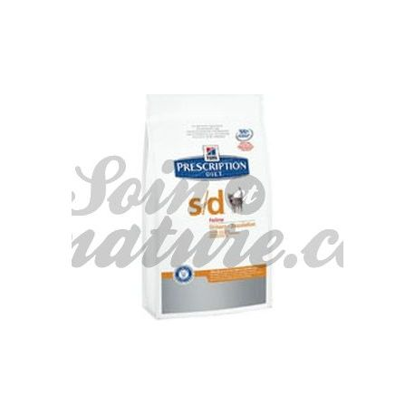 HILL'S FELINE Prescription Diet Science Plan S / Un sacchetto 1.5 kg