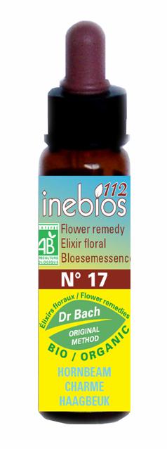 Inebios Bach Flower Charm Hornbeam 10ml