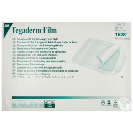 TEGADERM DRESSING Sterile adhesive 15x20cm
