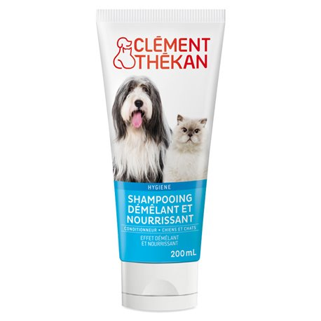 CLEMENT THEKAN SHAMPOO HAIR BEAUTY LONG CONDITIONER 200ML