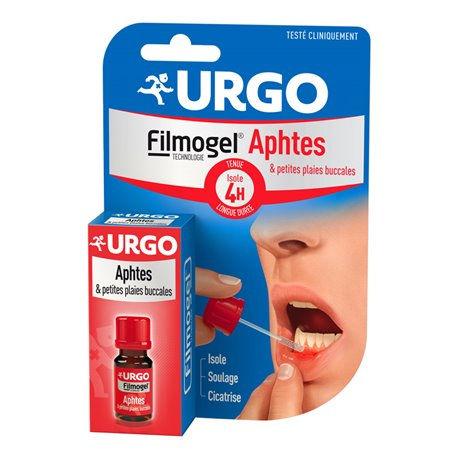 Urgo úlceras bucales FILMOGEL GEL 6ML