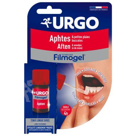 Urgo Ulcere della bocca FILMOGEL GEL 6ML