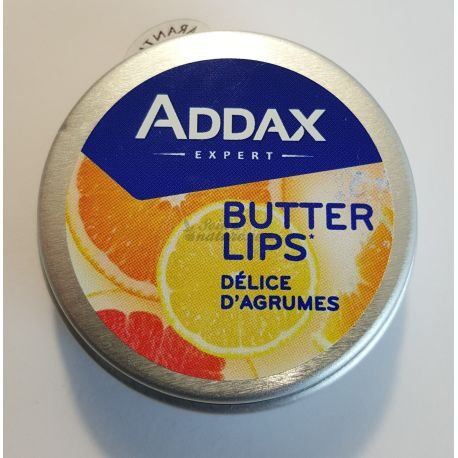 ADDAX BUTTER LIPS DELICE D'AGRUMES