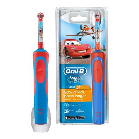 AUTO spazzolino da denti elettrico ORAL B stadi di potenza