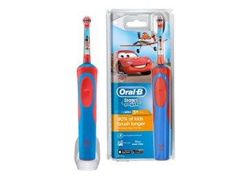 Auto Elektrische Tandenborstel Oral B Stages Vermogen