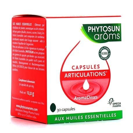 PHYTOSUN Articulação Aromadose Cápsulas
