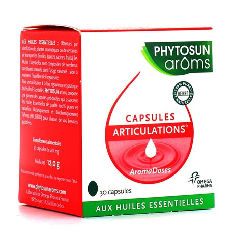 Phytosun Articulation Aromadose Kapseln