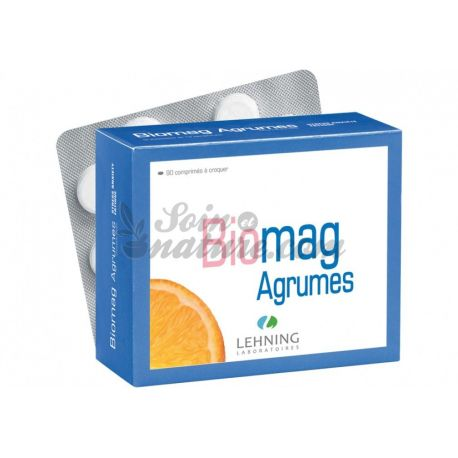 BIOMAG anxieties FATIGUE STRESS HOMEOPATHIE LEHNING 90 CP
