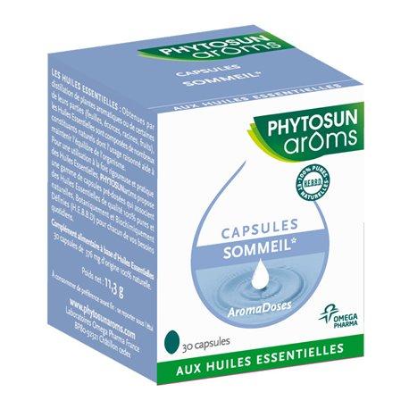 كبسولات Phytosun الاسترخاء النوم 30 Aromadoses