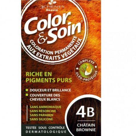 اللون وCARE الشعر كستنائي لون OAK 3 4B 5B 6B
