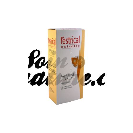 Liquid Paraffin 500ml hazelnut Restrical