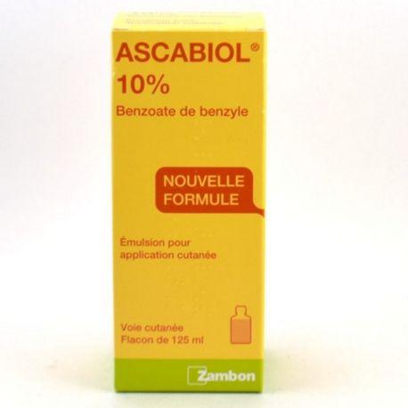 Ascabiol eincremen eincremen 125ML INSECTICIDE