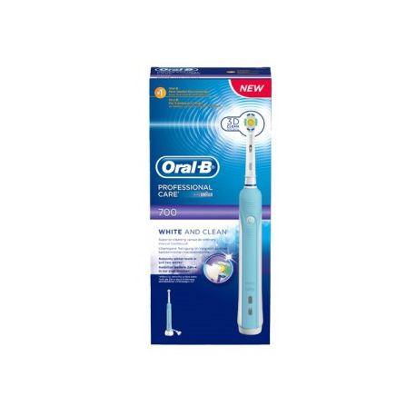 Blanco limpio Cuidado Profesional 700 Oral B Cepillo de dientes