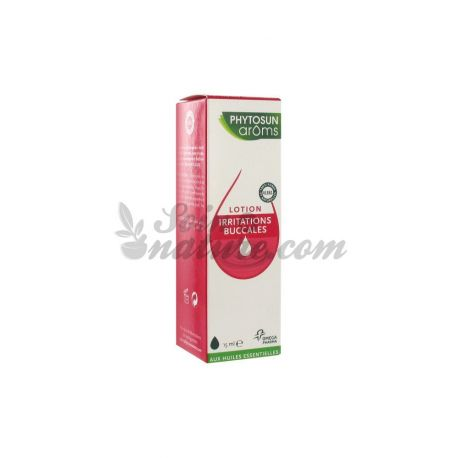 Practice oral irritations Phytosun 15ml