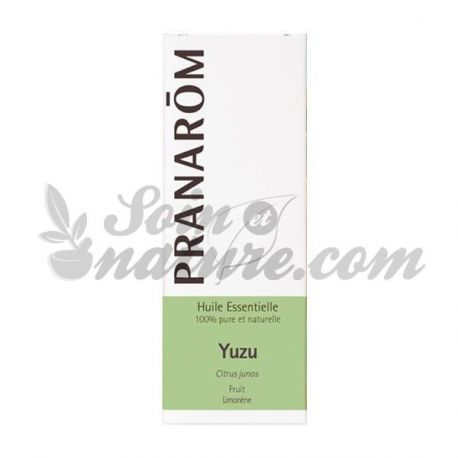 Yuzu Zest Pranarom Essential Oil 5ml