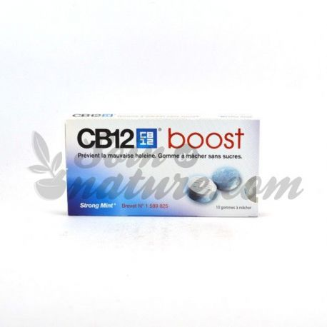 CB12 BAD BREATH CHEWING GUM 10