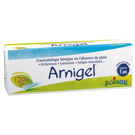 ARNIGEL Boiron 120 G Gel Anti-inflamatório