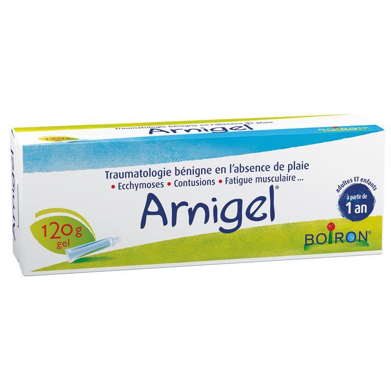 Arnigel Boiron Arnica Gel 120 G Anti Inflammatory