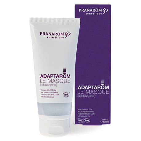 The Adapatarom Intuitive Radiance Mask Adapatogène Pranarom 100ml Face