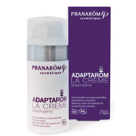 50ml Crema Adaptarôm Pranarom Adaptógeno
