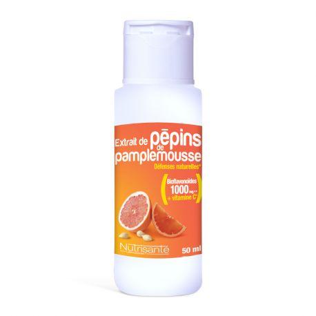 NUTRISANTE PEPIN Grapefruitextrakt 50ml
