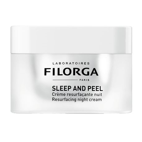 Pflege Filorga Sleep And Peel Resurfacing Nachtcreme 50 ml