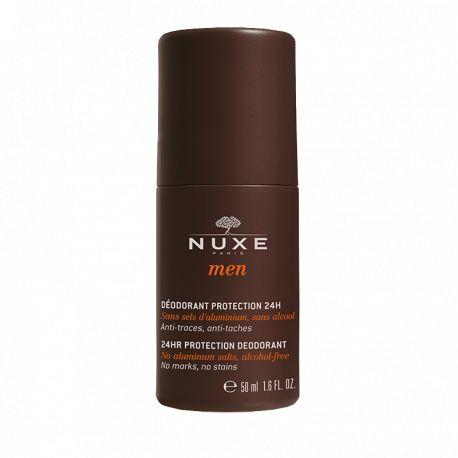 Nuxe Men Proteção Desodorante Roll-on 24H