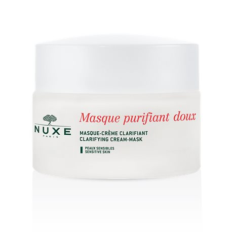 Nuxe Gentle Purifying Mask 50ml Rose Petal
