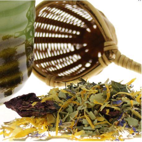 Barreja Fetge Detox infusió de plantes medicinals