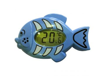 Fish Water Thermometer with Bath