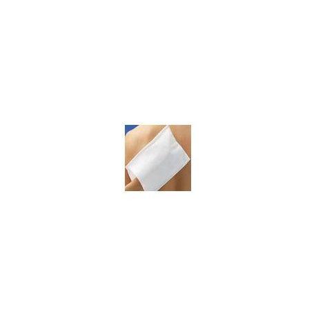 MONOUSO GUANTO TOILET LILLE HEALTHCARE 8-9 TAGLIA LARGE BOX 50