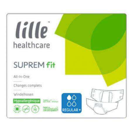 Wegwerpluiers Suprem Regular Fit Lille Healthcare